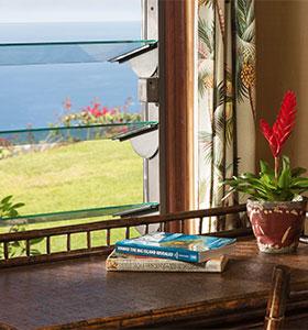 Bed and Breakfast ocean views