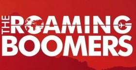 The Roaming Boomers logo