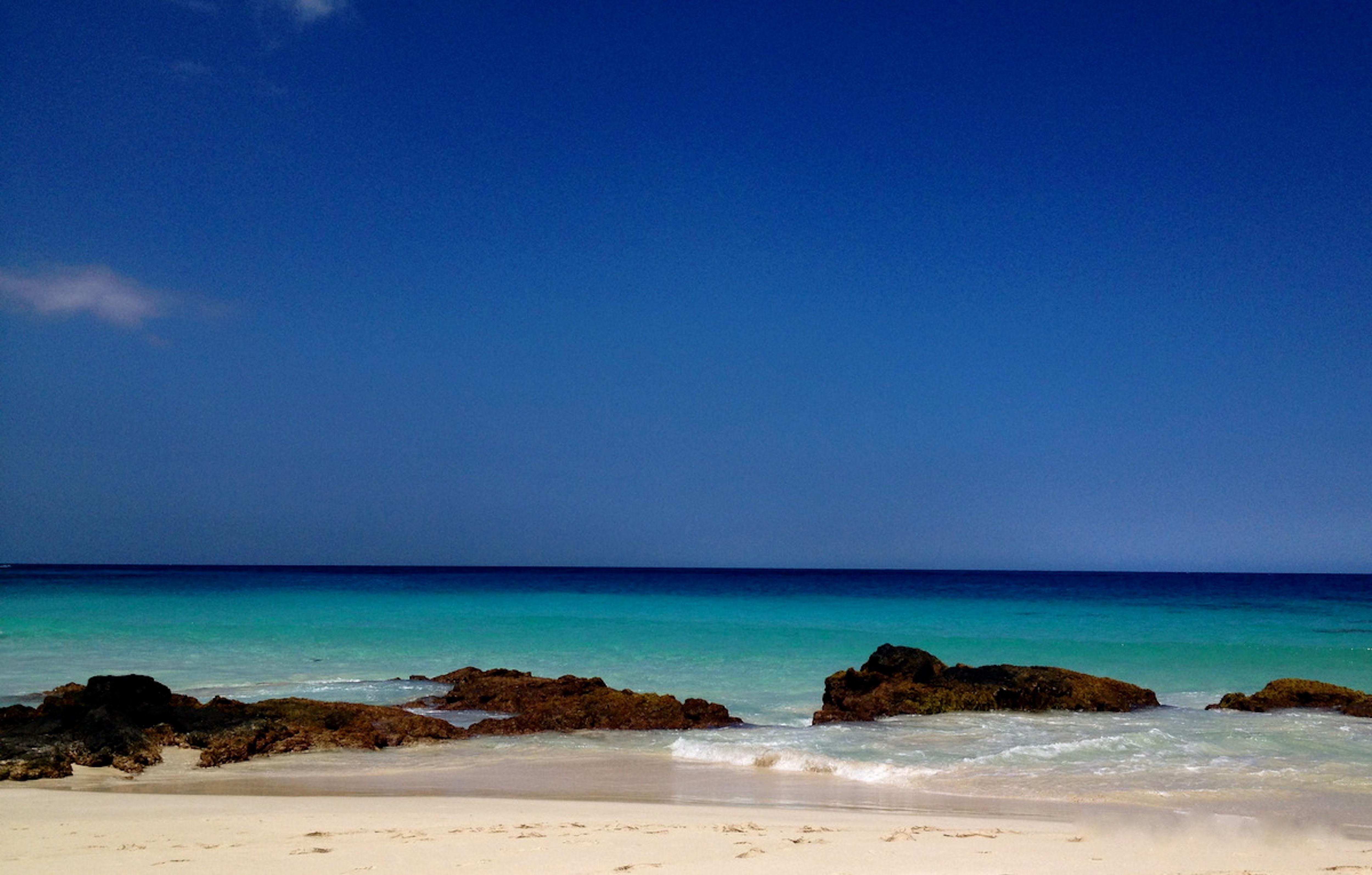 The Big Island Of Hawaii Has No Beaches