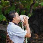 Hawaiian Wedding Traditions-The Conch Ceremony