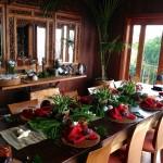 Holiday Table at Holualoa Inn