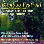 Hawaii Island Festivals