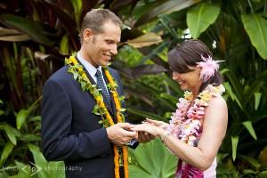Big Island Beach Wedding
