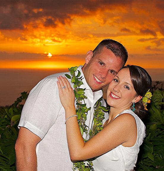 Romantic Hawaiian Date Night