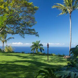 Visiting the Big Island Holualoa Gardens
