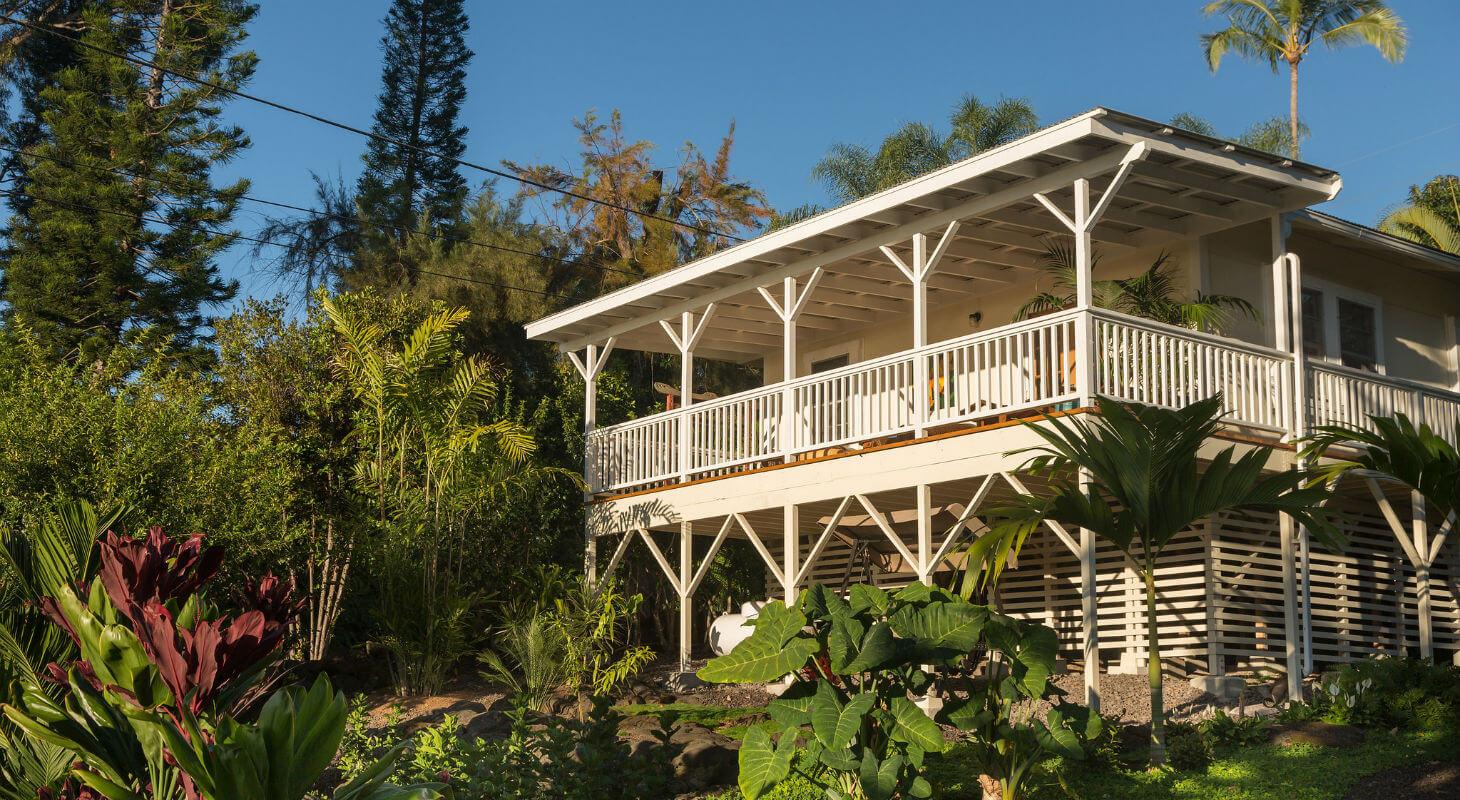 The Darrell Hill Cottage at Holualoa Inn