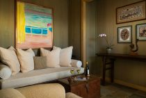 Couches in Plumeria Suite