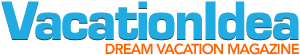 VacationIdea Magazine logo