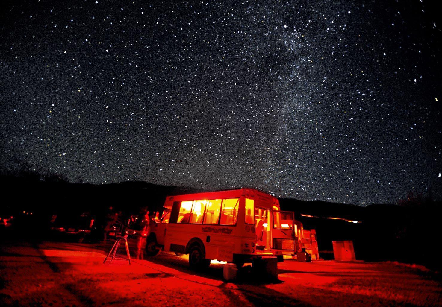 Mauna Kea Summit & Stars