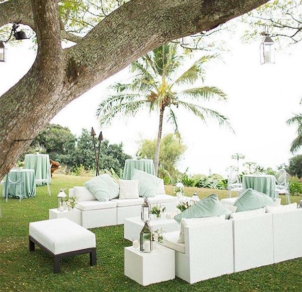 Outdoor Hawaii Wedding Venue