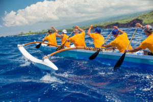 Big Island Canoe Race